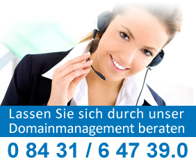 Domainmanagement 2
