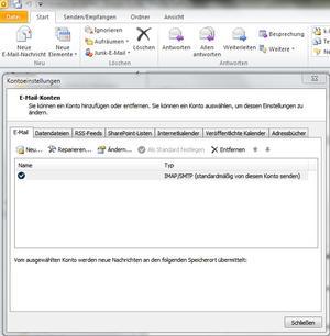 E-Mail-Konten